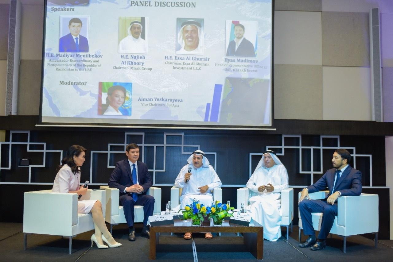 Kazakhstan Ambassador stresses strong ties with UAE