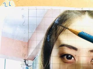 สอนร่างภาพเหมือนเบื้งต้นแบบง่ายๆ