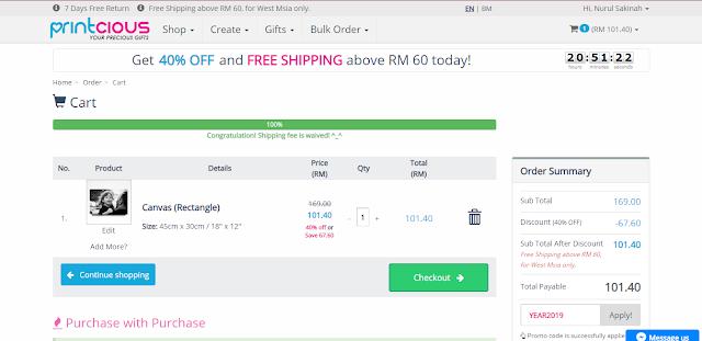 Printcious | Gift Shop Dalam Talian Terbaik Di Malaysia