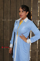Richa Chadda Latest Pos in Blue Short Dress at the Screening Of Short Film Khoon Aali Chithi  0003.jpg