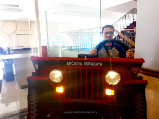 Review arcadia horison hotel