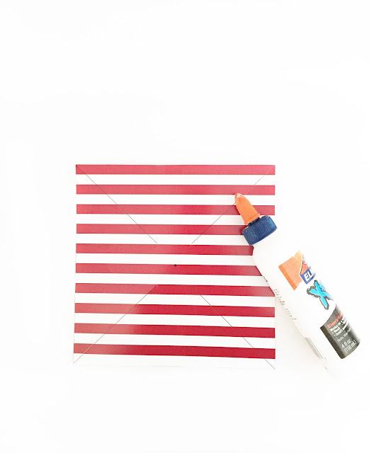 DIY Printable Patriotic Pinwheels - Lolly Jane - free memorial template