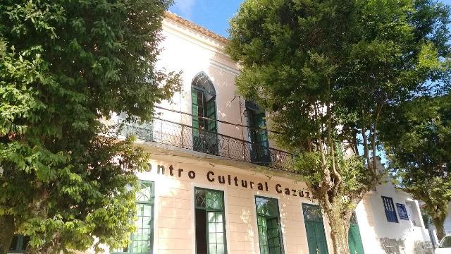 Centro Cultural Cazuza em Vassouras