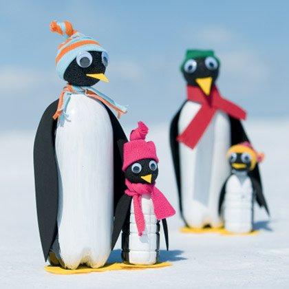 Antarctic Auditions: Penguin Craft