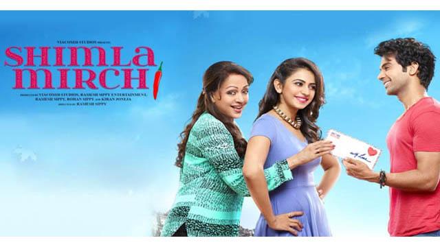 Shimla Mirchi (2019) Hindi Movie 720p BluRay Download