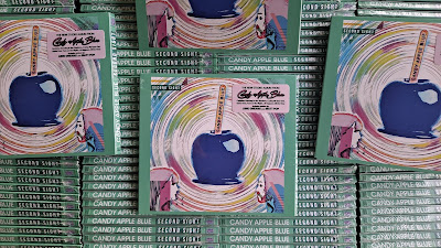Candy Apple Blue Second Sight Compact Disc E