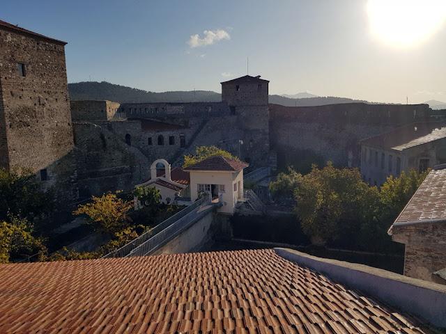 מצודת הפטפירגיו מבפנים