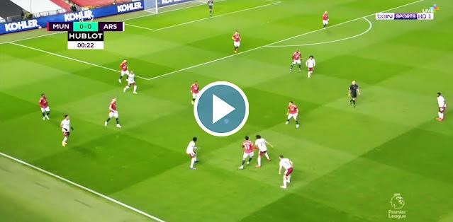 Manchester United vs Arsenal Live Score