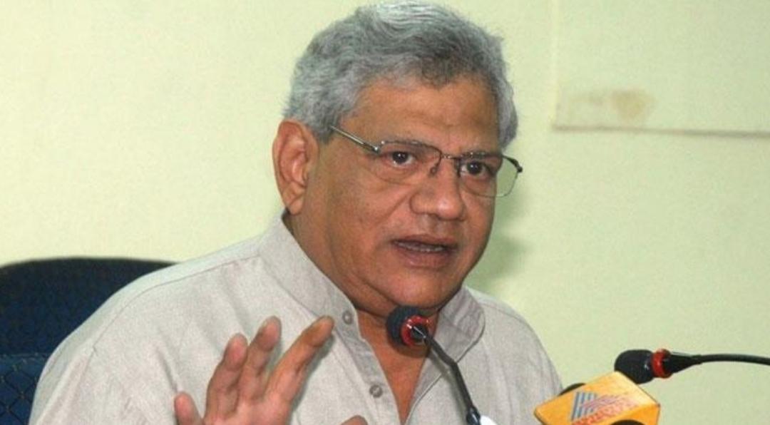 Seetharam yechoori about Governor,www.thekeralatimes.com