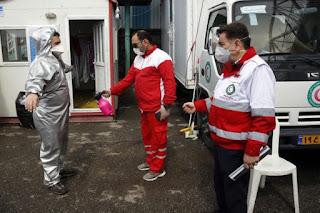 Di Negara Syiah Iran Total Kasus Virus Corona Capai 38.309