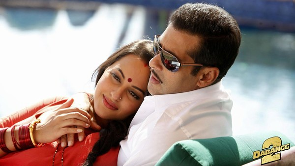 Salman Khan with Sonakshi HD Wallpapers