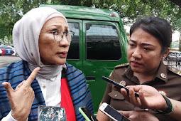 Ditanya soal Dukungan ke Prabowo, Ratna Sarumpaet: Kampanye Sama Tahanan?