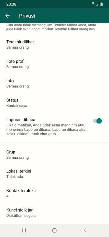 Fitur Terbaru Whatsapp 2019