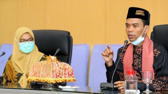 Tetiba Akun Facebook Ustad Abdul Somad Official Hilang Misterius