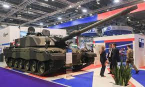 British arms exported to Afghanistan