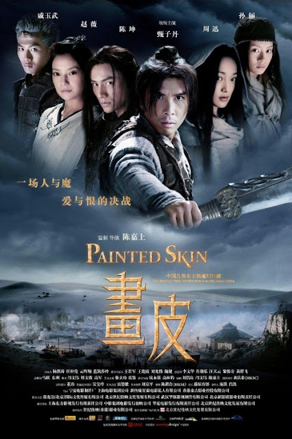 Painted Skin (2008) BluRay 720p Subtitle Indonesia