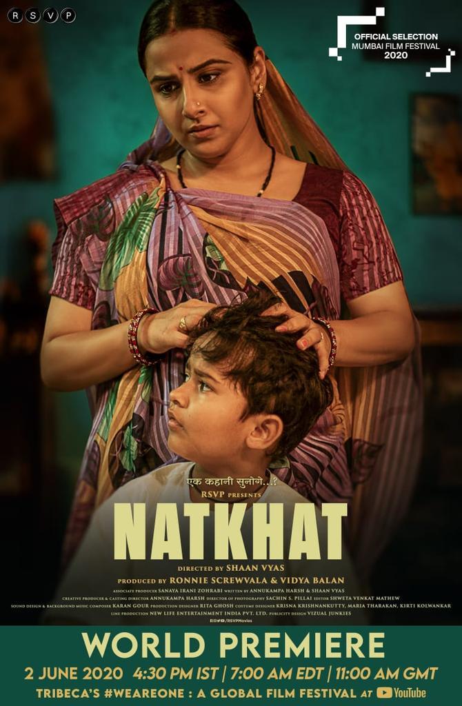 Natkhat (2020) Hindi Short Film 1080p HDRip 600MB Download
