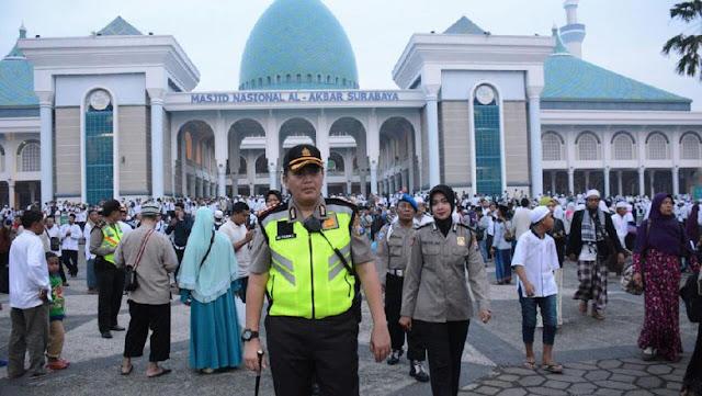 Demi Umat, HTI Jawa Timur 'Batalkan' Acara Masirah Panji Rasulullah