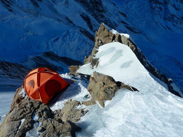Winter Climbs 2016: Revol and Mackiewicz at 7200 Meters on Nanga Parbat