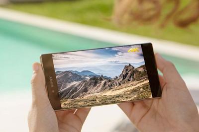 Sony Xperia Z5 chup anh cuc net