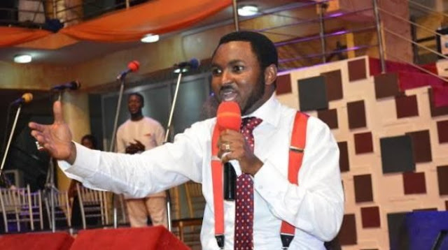 Pastor Who 'Bought' Dubai Property For Magu 'Prophesied' Buhari Would Retain Him