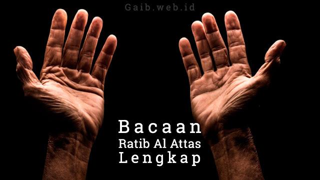 Download Ratib Al Attas PDF DOC MP3 Gratis Lengkap