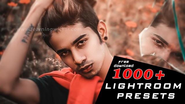 1000 Lightroom presets free download 2021