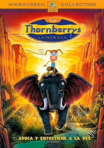 Los thornberrys: La película (2002) [BRrip 1080p] [Latino] [Animación]