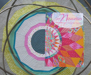 Luna Lovequilts - France Patchwork magazine #133 - Cover