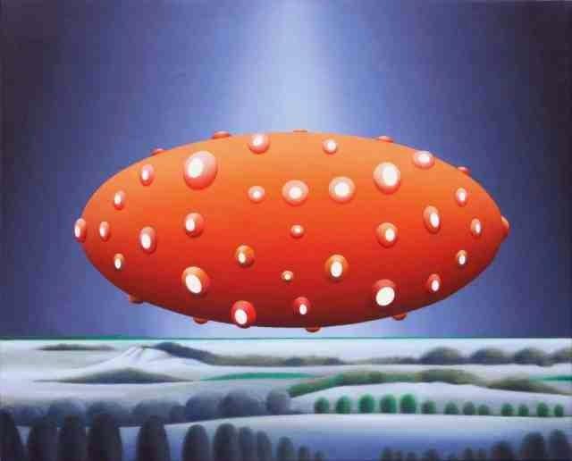 Испанский художник. Illan Arguello
