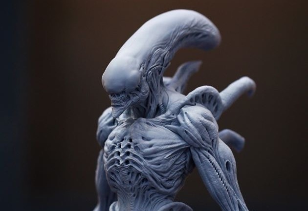 Xenomorph by Alice in Clay photo