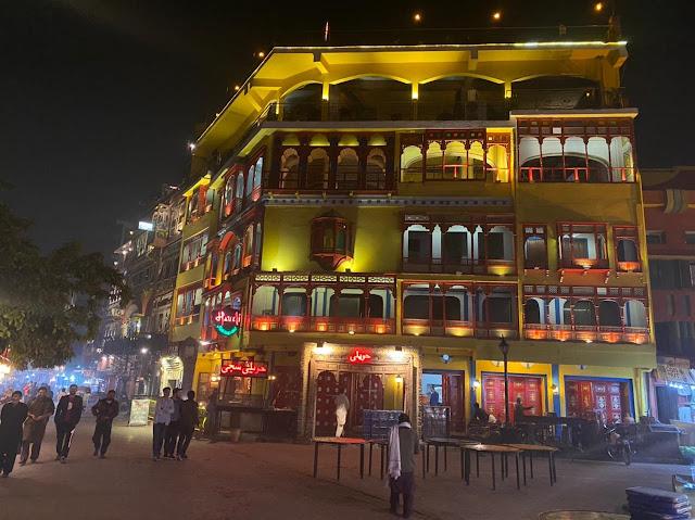 Haveli Restaurant Lahore