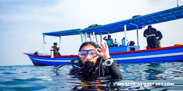 konsumsi wisata private trip pulau pramuka