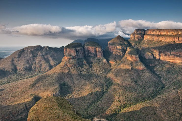 The Blyde River Canyon – the Most Beautiful Natural Wonder in South Africa