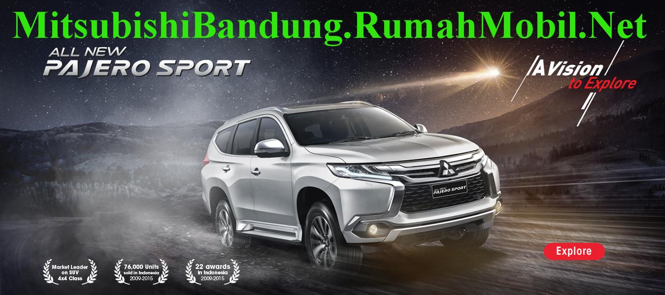 Kredit Mitsubishi Pajero Bandung