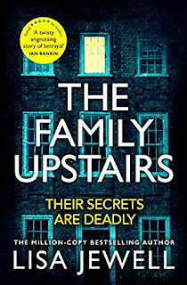 Photo of the book cover of The Family Upstairs by Lisa Jewell
