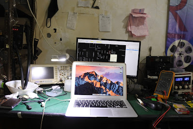 Service MacBook Air no display terdekat Malang