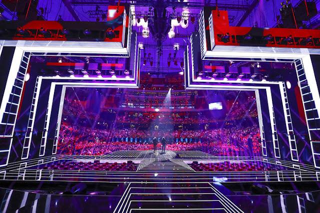 Eurovisión 2016 tras las cámaras