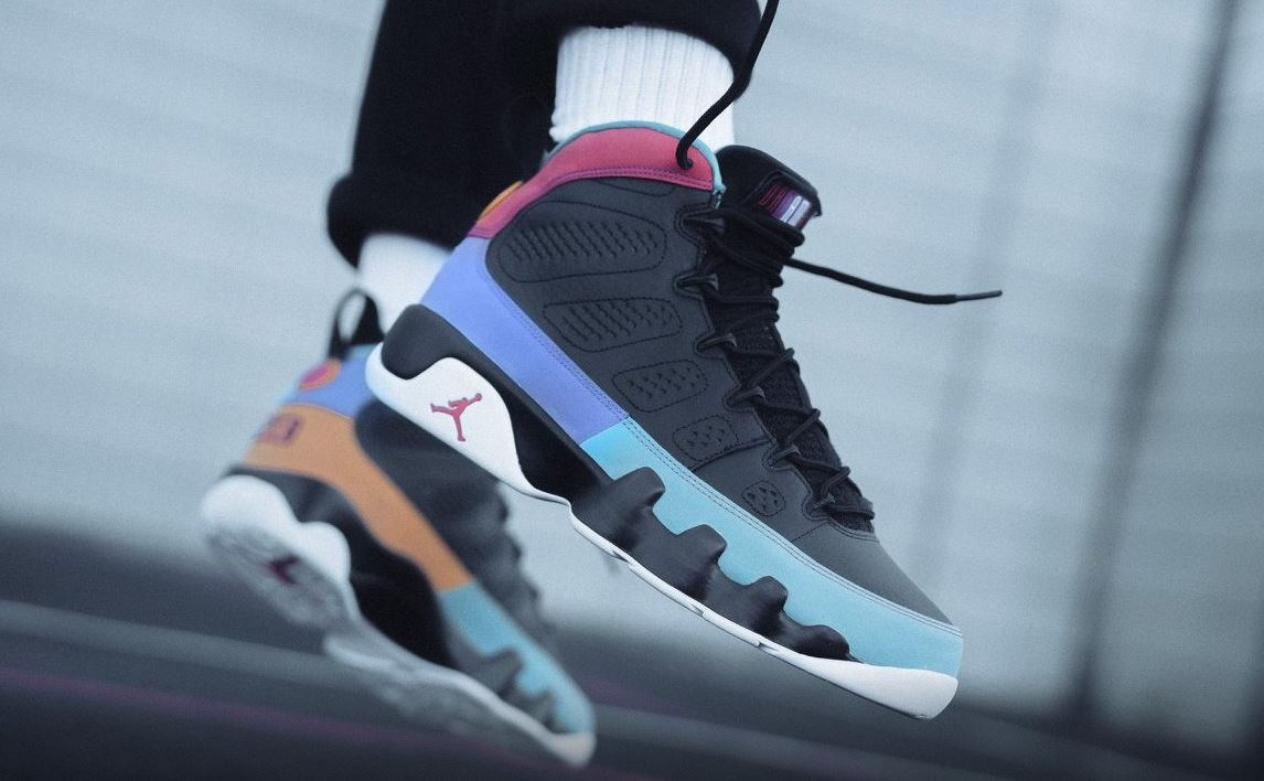 bd7c6aa46151c8 Air Jordan 9 Dream It Do It Nostalgia Retro Sneaker Honest Detailed Look Review    Where to Find Them