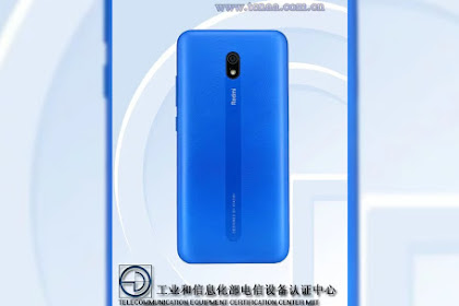 Redmi 8A Specifications with 4GB RAM and 5,000 mAh Battery Revealed on TENAA