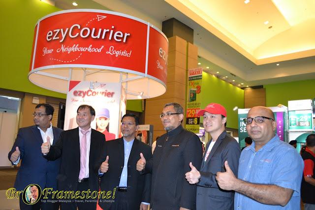 ezyCourier Malaysia Terima Lesen Kurier Dari SKMM
