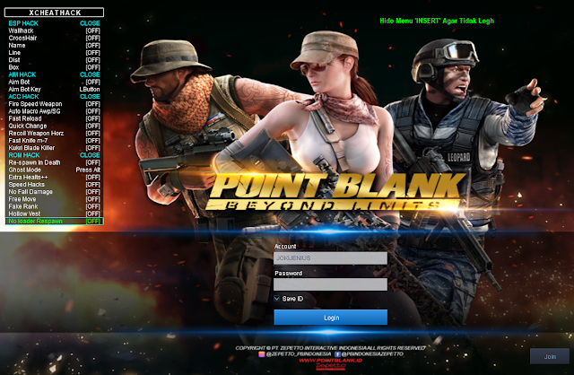Cheat Point Blank Zepetto 27 Juni 2019 | NEW