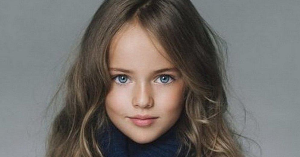 О самой красивой девочкe мира Кристине Пименовой: интервью