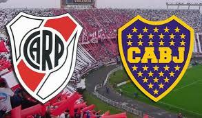 River Plare vs Boca Juniors