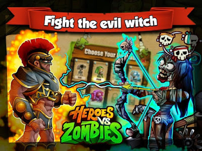 Heroes Vs Zombies v15.0.0 Mod APK-screenshot-1