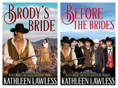Brody's Bride & Before the Brides - book covers