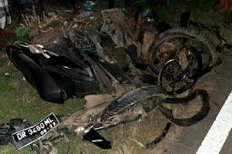 Kecelakaan Maut di Sekotong Barat Akibatkan 3 Orang Terkapar