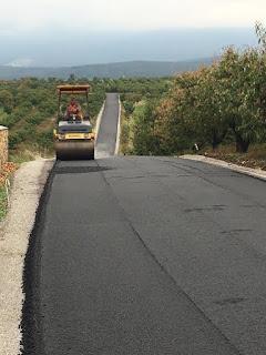 Δήμος Κατερίνης: Έργο που τονώνει την τοπική οικονομία, η νέα αγροτική περιμετρική οδός στον οικισμό Ράχης