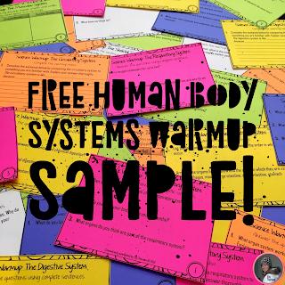 Free Organ System Sample