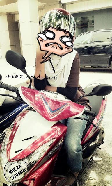 Aku Sebuah Motor